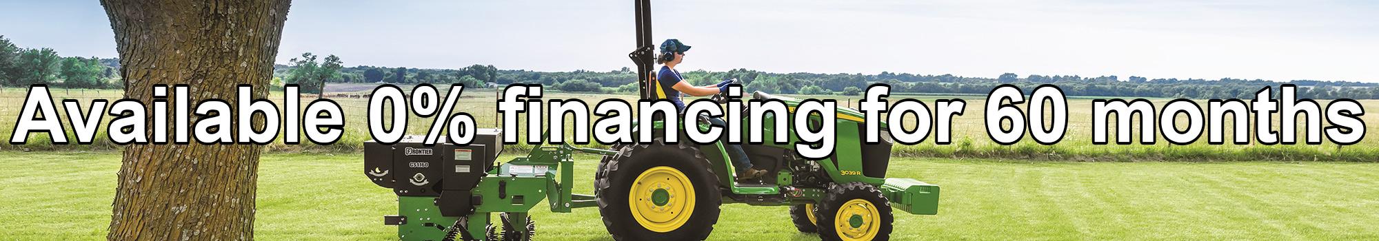 CUT financing banner