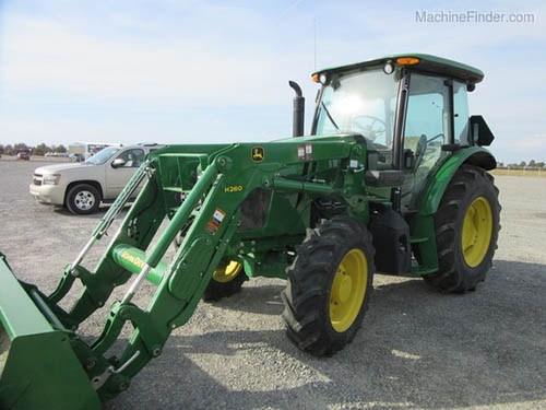 Used Tractors For Sale In Missouri Greenway Equipment