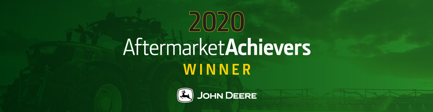2020 Aftermarket Achievers Award