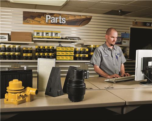 parts counter