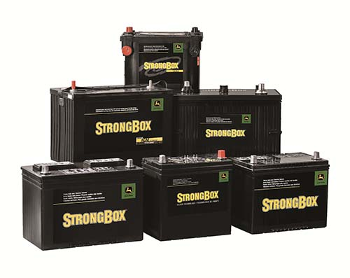 Strongbox Batteries