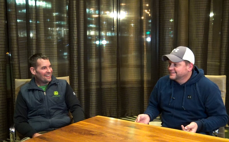 Jon & Scott interview