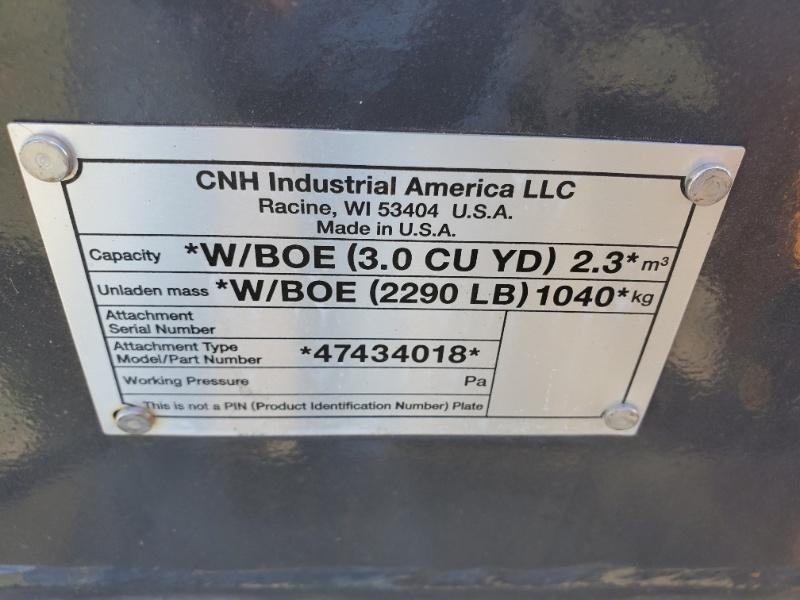 2021 CASE 621G TS WHEEL LOADER