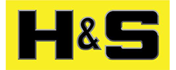 H and S logo