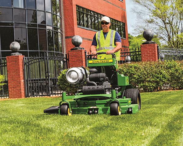 John Deere Commercial Mower QuikTrak