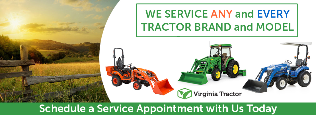 Virginia Tractor Services All Makes and Models